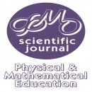 Physics and mathematics education cover picture